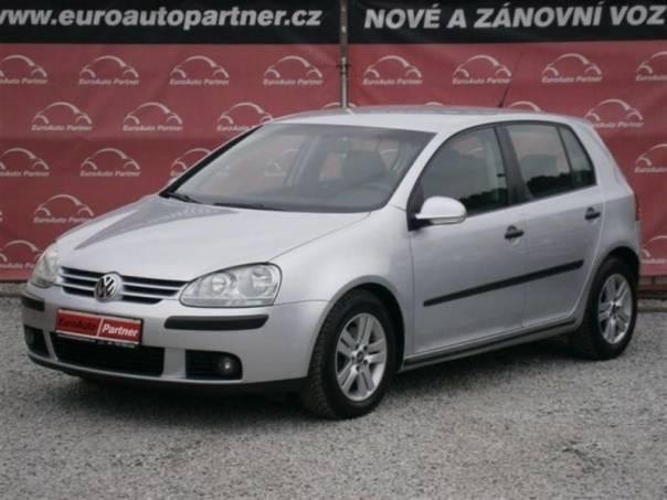 Volkswagen Golf V 1.9TDI 77kW Comfort dig.Klim, foto 1 Auto – moto , Automobily | spěcháto.cz - bazar, inzerce zdarma