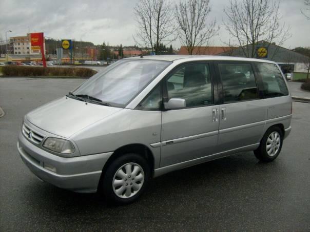 Citroën Évasion 2.0HDi 7sedaček, foto 1 Auto – moto , Automobily | spěcháto.cz - bazar, inzerce zdarma