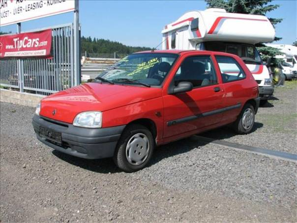 Renault Clio 1.1   CAMPUS, foto 1 Auto – moto , Automobily | spěcháto.cz - bazar, inzerce zdarma