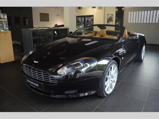Aston Martin DB9 6.0 Volante Touchtronic, foto 1 Auto – moto , Automobily | spěcháto.cz - bazar, inzerce zdarma