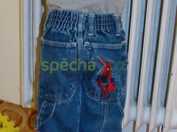 dětské kalhoty Spiderman , foto 1 Pro děti, Dětské oblečení  | spěcháto.cz - bazar, inzerce zdarma