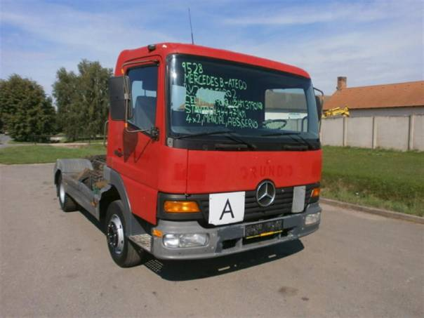Atego (ID 9528), foto 1 Užitkové a nákladní vozy, Nad 7,5 t | spěcháto.cz - bazar, inzerce zdarma