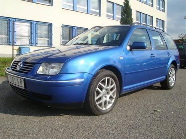 Volkswagen Bora 1,6 16v Climatron,ESP,AluKola, foto 1 Auto – moto , Automobily | spěcháto.cz - bazar, inzerce zdarma