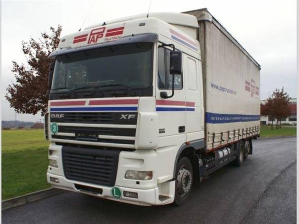 XF95.430 6X2 manuál, foto 1 Užitkové a nákladní vozy, Nad 7,5 t | spěcháto.cz - bazar, inzerce zdarma