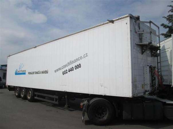 SW 24 Walkingfloor, foto 1 Užitkové a nákladní vozy, Přívěsy a návěsy | spěcháto.cz - bazar, inzerce zdarma