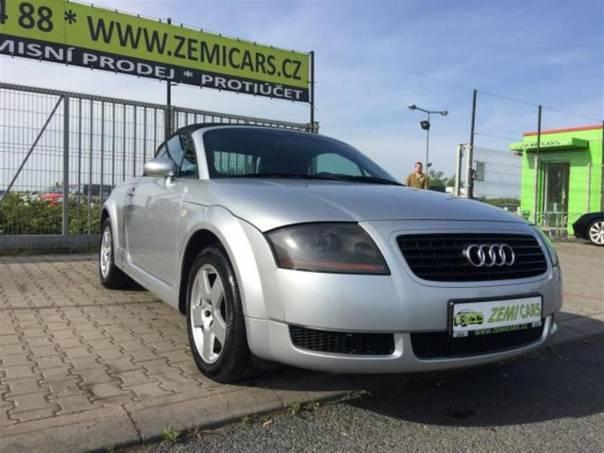Audi TT 1.8T,132kw,KABRIO+HARD TOP, foto 1 Auto – moto , Automobily | spěcháto.cz - bazar, inzerce zdarma