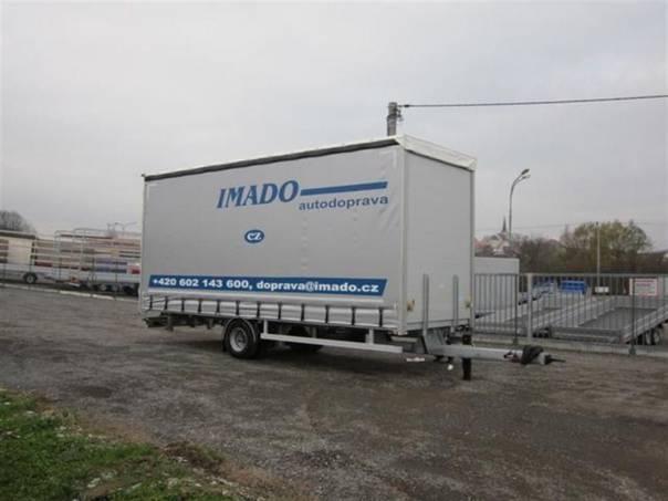 AVG 10T 7,40/2,48/3,06, foto 1 Užitkové a nákladní vozy, Přívěsy a návěsy   spěcháto.cz - bazar, inzerce zdarma