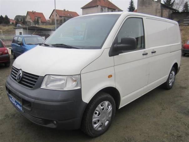 Volkswagen Transporter 1,9 TDi 2.majitel, foto 1 Užitkové a nákladní vozy, Do 7,5 t | spěcháto.cz - bazar, inzerce zdarma
