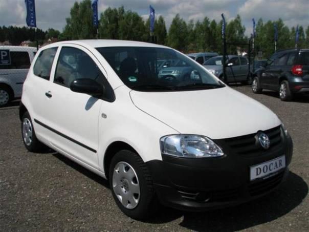 Volkswagen Fox 1.2 i, 44kW, TOP, 2x kola, foto 1 Auto – moto , Automobily | spěcháto.cz - bazar, inzerce zdarma