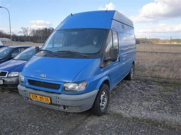 Ford Transit 2.4 330M, foto 1 Užitkové a nákladní vozy, Do 7,5 t | spěcháto.cz - bazar, inzerce zdarma