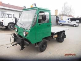 Multicar M 25 3S sklápěč - 4x2, přední hydraulika