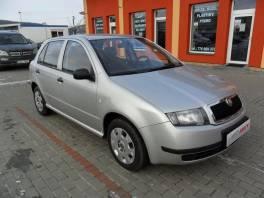 Škoda Fabia 1,4i SERVISKA
