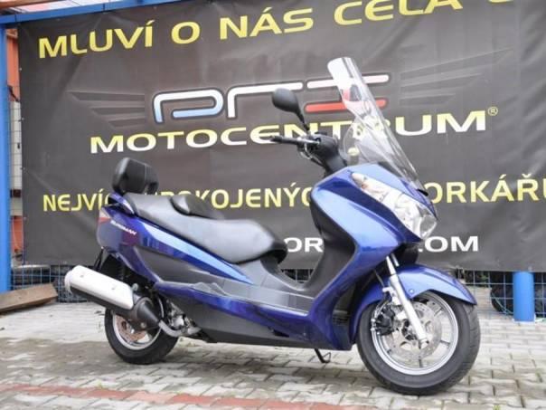 Suzuki  AN 200 Burgman, foto 1 Auto – moto , Motocykly a čtyřkolky | spěcháto.cz - bazar, inzerce zdarma