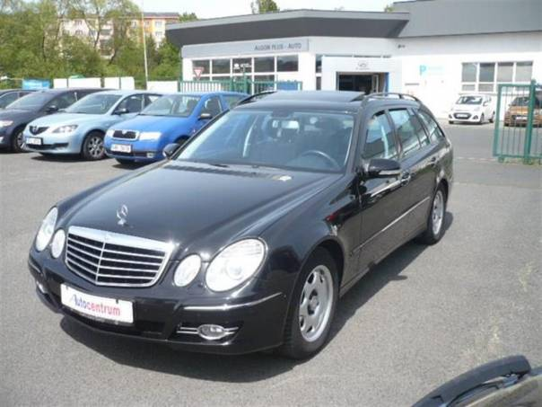 Mercedes-Benz Třída E E220 CDI  Avantgarde 2,2, foto 1 Auto – moto , Automobily | spěcháto.cz - bazar, inzerce zdarma