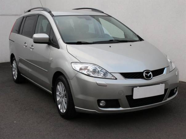 Mazda 5  2.0 MZR-CD, Serv.kniha,ČR, foto 1 Auto – moto , Automobily | spěcháto.cz - bazar, inzerce zdarma
