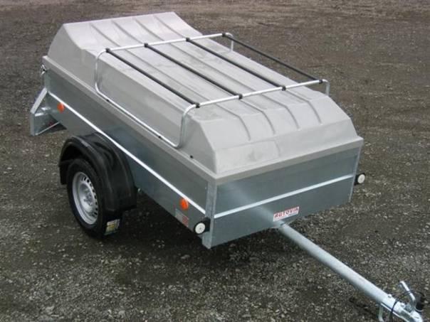 HD3 750/2,07/1,1/0,50, foto 1 Užitkové a nákladní vozy, Přívěsy a návěsy | spěcháto.cz - bazar, inzerce zdarma