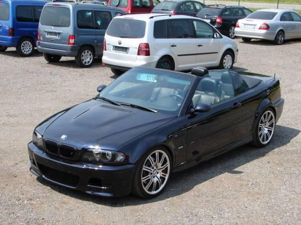BMW M3 CABRIO INDIVIDUAL, foto 1 Auto – moto , Automobily   spěcháto.cz - bazar, inzerce zdarma