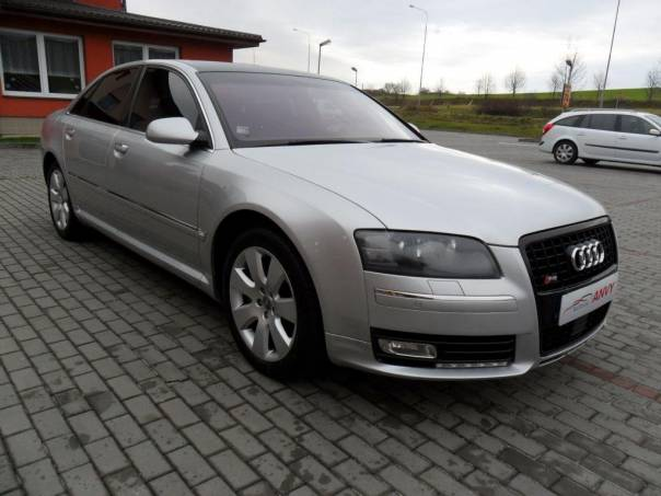Audi A8 4,2 TDI SLINE, W12 PAKET, MAX VÝBAV, foto 1 Auto – moto , Automobily | spěcháto.cz - bazar, inzerce zdarma