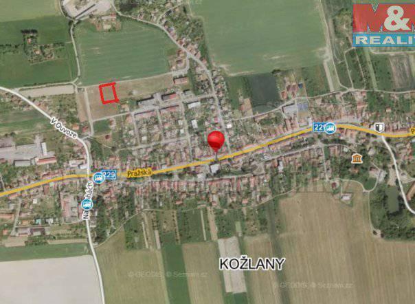 Prodej pozemku, Kožlany, foto 1 Reality, Pozemky | spěcháto.cz - bazar, inzerce