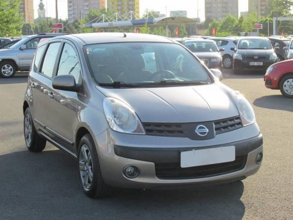 Nissan Note  1.4, 2.maj,Serv.kniha,ČR, foto 1 Auto – moto , Automobily | spěcháto.cz - bazar, inzerce zdarma