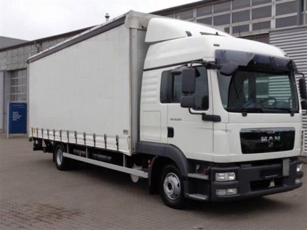 TGL 12.250 BL plachta, foto 1 Užitkové a nákladní vozy, Nad 7,5 t | spěcháto.cz - bazar, inzerce zdarma