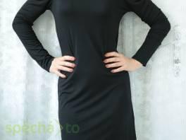 Černé šaty Dorothy Perkins vel.40 , Dámské oděvy, Sukně, šaty  | spěcháto.cz - bazar, inzerce zdarma