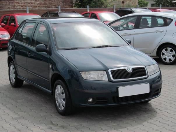 Škoda Fabia  1.9 TDi, klimatizace, foto 1 Auto – moto , Automobily | spěcháto.cz - bazar, inzerce zdarma