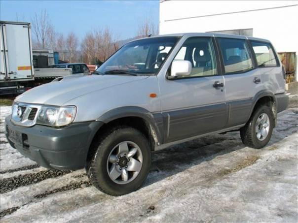 Nissan Terrano II 3,0 Di 7míst 4x4  DI ELEGANCE, foto 1 Auto – moto , Automobily | spěcháto.cz - bazar, inzerce zdarma