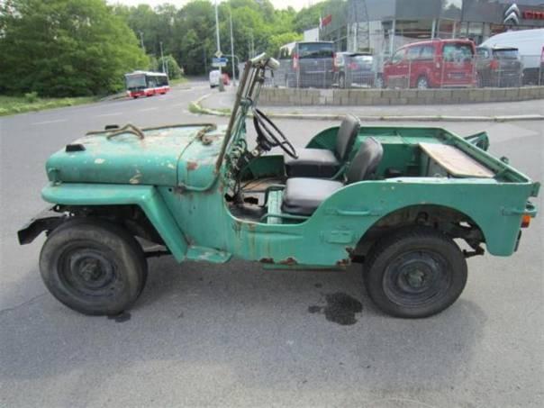 Willys, foto 1 Auto – moto , Automobily | spěcháto.cz - bazar, inzerce zdarma