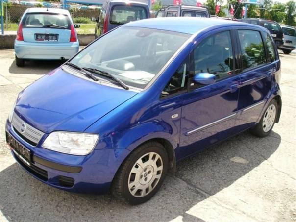 Fiat Idea 1,4i 16V AUTOMAT KLIMA, foto 1 Auto – moto , Automobily | spěcháto.cz - bazar, inzerce zdarma