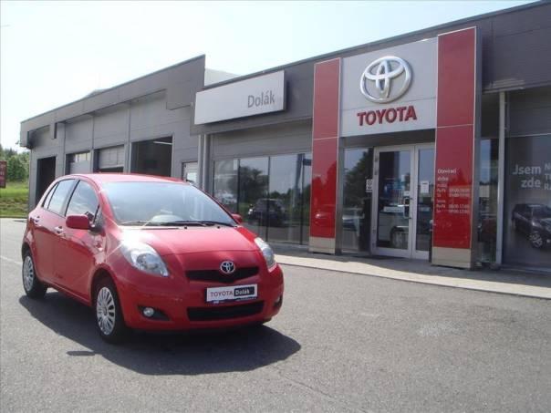 Toyota Yaris 1,0 VVT-i  Dream, ČR, foto 1 Auto – moto , Automobily | spěcháto.cz - bazar, inzerce zdarma