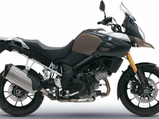 Suzuki DL V-Strom 1000 ABS 2015, foto 1 Auto – moto , Motocykly a čtyřkolky | spěcháto.cz - bazar, inzerce zdarma