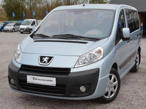 Peugeot Expert 2.0 HDi Tepee ZÁRUKA 1 ROK, foto 1 Užitkové a nákladní vozy, Autobusy | spěcháto.cz - bazar, inzerce zdarma