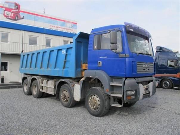 TGA 41.480 8x6 BORDMATIC, foto 1 Užitkové a nákladní vozy, Nad 7,5 t | spěcháto.cz - bazar, inzerce zdarma