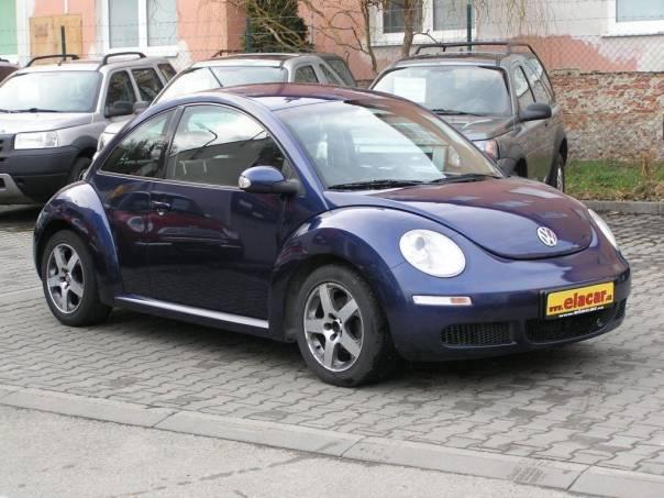 Volkswagen New Beetle 1.9TDI 77kW / 90TKM, foto 1 Auto – moto , Automobily | spěcháto.cz - bazar, inzerce zdarma