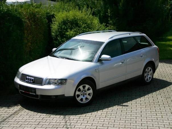 Audi A4 1.9 TDi  KLIMA*6-ti kvalt 96kW, foto 1 Auto – moto , Automobily   spěcháto.cz - bazar, inzerce zdarma