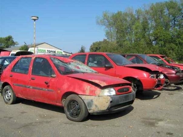 Ford Fiesta r.90 - 97 na ND, foto 1 Náhradní díly a příslušenství, Osobní vozy | spěcháto.cz - bazar, inzerce zdarma