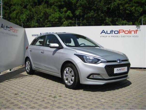 Hyundai i20 1.2   Familly +, foto 1 Auto – moto , Automobily | spěcháto.cz - bazar, inzerce zdarma