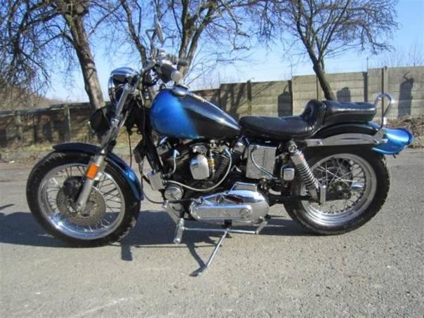 Harley Davidson XLCH, foto 1 Auto – moto , Motocykly a čtyřkolky | spěcháto.cz - bazar, inzerce zdarma