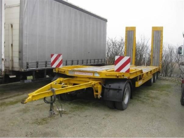 Schwarzmuller, foto 1 Užitkové a nákladní vozy, Přívěsy a návěsy | spěcháto.cz - bazar, inzerce zdarma