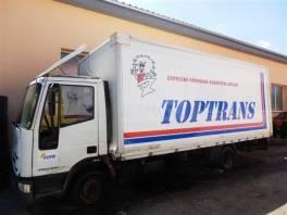 skříňová nástavba na Cargo , Náhradní díly a příslušenství, Užitkové a nákladní vozy  | spěcháto.cz - bazar, inzerce zdarma