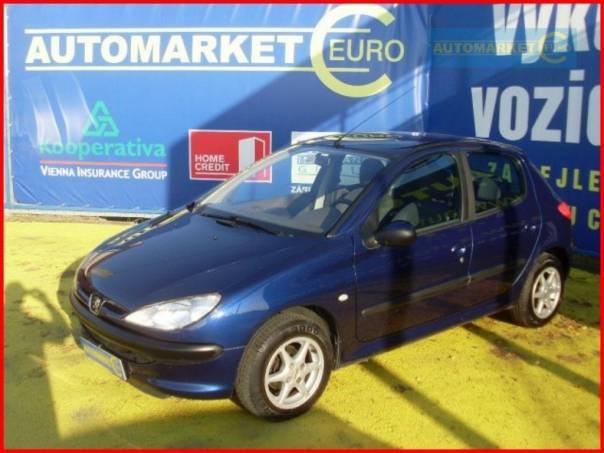 Peugeot 206 1.4 Klima, foto 1 Auto – moto , Automobily | spěcháto.cz - bazar, inzerce zdarma