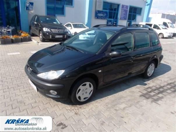 Peugeot 206 1.4HDi 1.4HDi  SW, foto 1 Auto – moto , Automobily | spěcháto.cz - bazar, inzerce zdarma