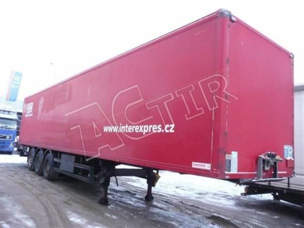 SOMMER SG24-PS, foto 1 Užitkové a nákladní vozy, Přívěsy a návěsy | spěcháto.cz - bazar, inzerce zdarma