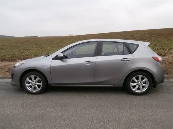 Mazda 3 MAZDA 3-Hatchback 1.6,kW 77, + výbava,1.majitel, foto 1 Auto – moto , Automobily | spěcháto.cz - bazar, inzerce zdarma