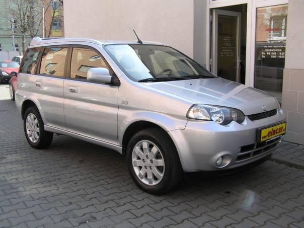 Honda HR-V 1.6 91kW,4x4 facelift,klima, foto 1 Auto – moto , Automobily | spěcháto.cz - bazar, inzerce zdarma