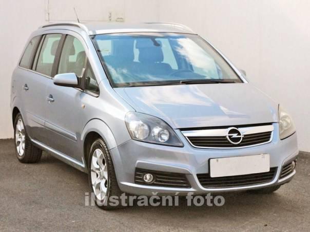 Opel Zafira  1.9D, foto 1 Auto – moto , Automobily | spěcháto.cz - bazar, inzerce zdarma