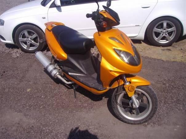 Wangye 125 CBC MAX SPORT, foto 1 Auto – moto , Motocykly a čtyřkolky | spěcháto.cz - bazar, inzerce zdarma
