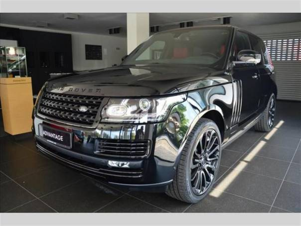Land Rover Range Rover 5.0 V8 Supercharged Autobiogra, foto 1 Auto – moto , Automobily | spěcháto.cz - bazar, inzerce zdarma