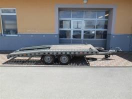 PAV 2.46 B EXPRESS 100Km/hod, 1. majitel , Užitkové a nákladní vozy, Přívěsy a návěsy  | spěcháto.cz - bazar, inzerce zdarma